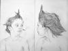 Portrait Miroir 2013